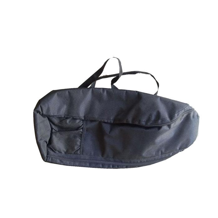 کیف مشکی قلیون سایز کوچک . کیف قلیان . ساک قلیان . جعبه قلیان . کوله پشتی قلیون