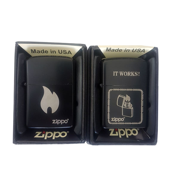 فندک طرح m58 zippo .فندک زیبا . فندک لوکس . فندک با کیفیت عالی.