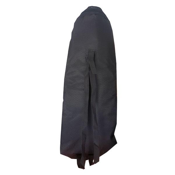 کیف مشکی قلیون سایز متوسط . کیف قلیان . ساک قلیان . جعبه قلیان . کوله پشتی قلیون