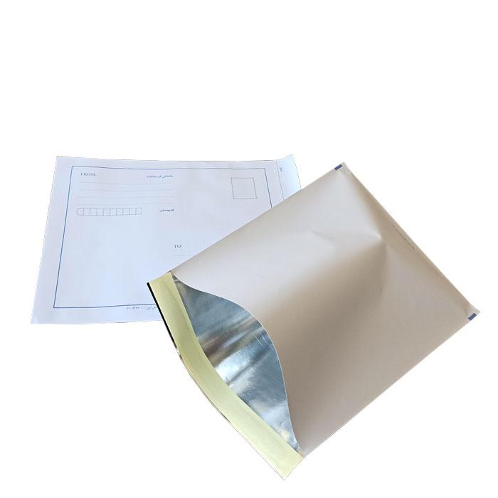 پاکت پستی متالایز B4 (مابین A3 و A4 )