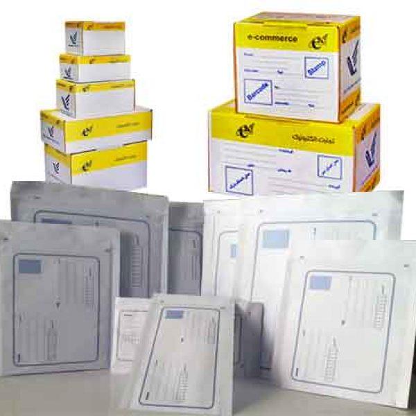 پاکت پستی ، پاکت پستی حبابدار ، پاکت لمینت مشکی ، پاکت لمینت متالایز ، پاکت پستی ساده ، آشنایی با انواع پاکت های پستی